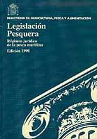 Legislación Pesquera. Régimen Jurídico de la Pesca Marítima. Edición 1998 - Edición Española 1998.   1904 páginas.   17 x 20 cm.   Encuadernación: Tapa dura
