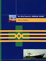 The Ship Captains Medical Guide - Edición Inglesa 1999. 232 páginas. Cartoné