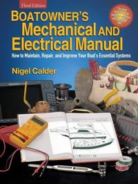 Boatowners Mechanical and Electrical Manual - Nigel Calder - Edición Inglesa 2005. 832 páginas . 22 x 28 cm . Cartoné