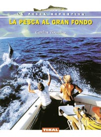 La pesca al gran fondo - Carlos Thomas Simo - La modalidad de pesca al gran fondo es aquella que se practica desde embarcación y se lleva a cabo en fondos de una considerable profundidad, en puntos rocosos más o menos alejados de la costa.