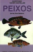 Peixos de les Illes Balears - Xavier Mas Ferra y Xavier Canyelles Ferra - L´obra està formada per 2 traballs paral.lels: per una banda, el text, amb la descripció de la maofologia, biologia i hàbitat de cada un dels peixos, i per l´altra, les il.lustracions que l´acompanyen...