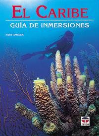 El Caribe, guia de inmersiones - Kurt Amsler