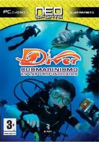 Diver: Submarinismo en las profundidades CD-Rom - DIVER es una brillante mezcla de estrategia en 3 dimensiones y aventura de buceo en primera persona con el que tendrás una enorme cantidad de inolvidables aventuras subacuáticas...