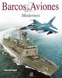 Barcos y aviones modernos - Steve Crawford