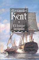 El Buque Insignia - Alexander Kent - Abril de 1797, Bahía de Falmouth. Mientras Francia continúa su enconada lucha por la supremacia en tierra y en el mar, la Marina Real recibe un golpe atroz en su propia patria: el Gran Motín...