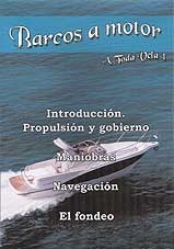 A Toda Vela 4 - Barcos a Motor  DVD - Duración: 50 min. .   Idiomas: Español.   Sistema: PAL