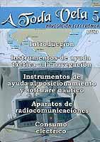 A Toda Vela 5 - Navegación Electrónica  DVD - Duración: 38 min. .   Idiomas: Español.   Sistema: PAL