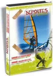 Funboard en el estrecho de Gibraltar / Funboard cabalgando sobre las olas - DVD