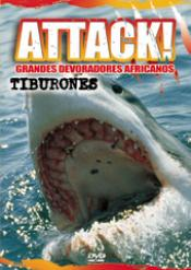 ATTACK Tiburones- DVD