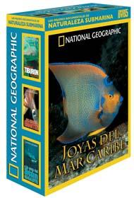 Pack Los Mejores Documentales de Naturaleza Submarina - 5 DVD´s