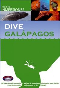 Dive Galapagos, Guia de Inmersiones - DVD - Una nueva forma de preparar su viaje de buceo, y un medio excepcional de conocer las Islas desde su casa. Una manera sencilla de aprender y disfrutar de uno de los últimos paraisos de la Tierra...