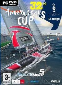 32nd America´s Cup.  ( VALENCIA 2007 HD ) - 32nd America's Cup - The Game  te reta a embarcarte y partir desde las costas valencianas hacia un reto en alta mar...