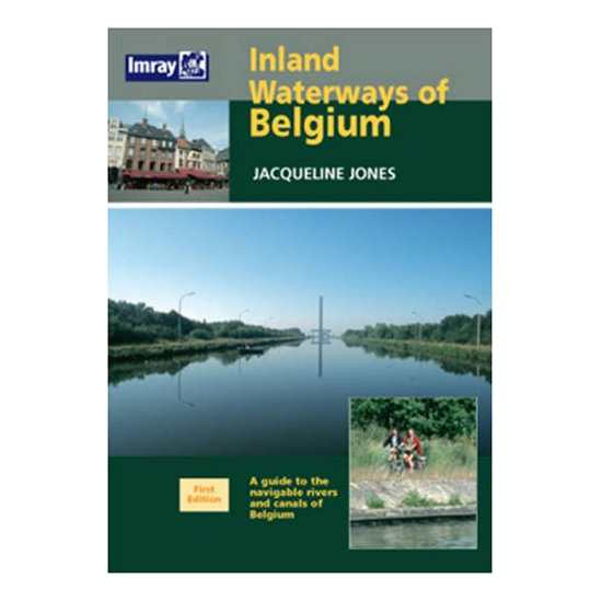 Inland Waterways of Belgium - Jacqueline Jones - Edición inglesa  - 2005