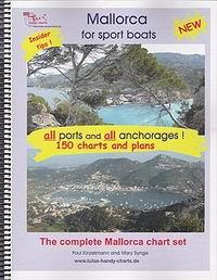 Mallorca for sport boats - Kinzelmann / Synge - Edición Inglesa 2005.   105 páginas .   21 x 30 cm .   Rústica