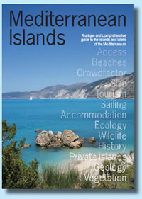 Mediterranean Islands - Charles Arnold - A unique comprehensive guide to the Mediterranean islands and an essential reference book for Med lovers, island-devotees, sailors, 'escapers' and anyone dreaming of their next holiday.