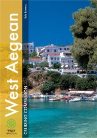 West Aegean Cruising Companion - Robert Buttress