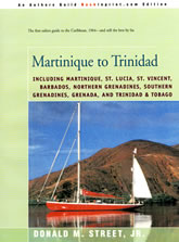 Street´s Guides Martinique to Trinidad - Donald M. Street