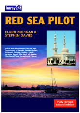 Red Sea Pilot - S. Davies & E. Morgan - Edición Inglesa 2002.   295 páginas .   21 x 30 cm.   Cartoné
