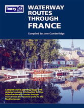 Waterway Routes Through France - Jane Cumberlidge