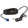 Transductor Lowrance HST-WSBL - 83/200kHz, de montaje en popa con sensor interno de temperatura - Transductor Lowrance HST-WSBL - 83/200kHz Skimmer® de montaje en popa con sensor interno de temperatura. Conector azul. 6.5m de cable.