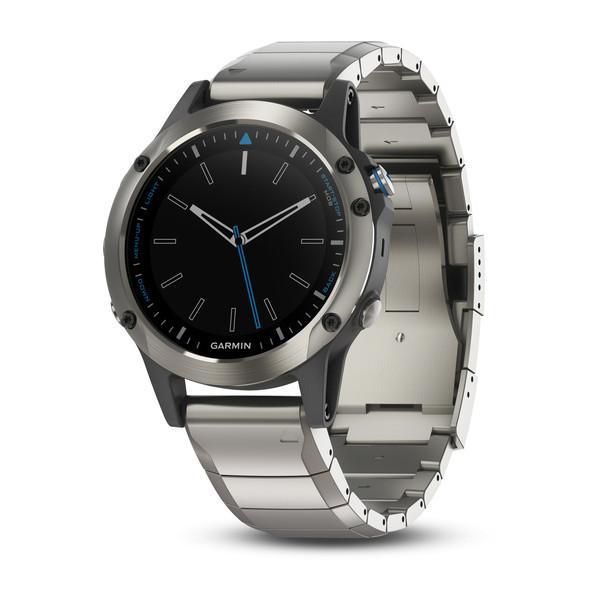 Reloj GPS Garmin quatix® 5 Sapphire - **** Promocion valida hasta el 07-01-20 o fin de existencias****