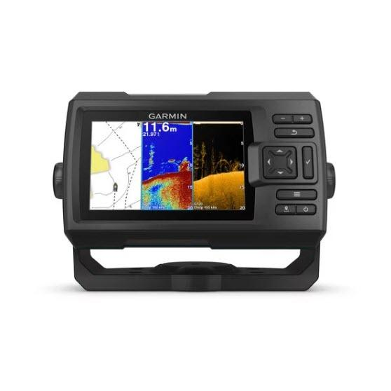 Garmin STRIKER™ Plus 5cv con GPS y Transductor GT20-TM