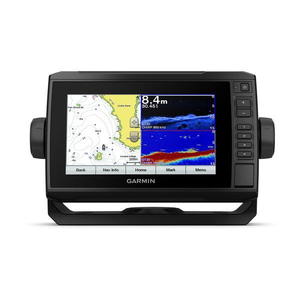 Garmin echoMAP™ Plus 72cv. GPS plotter Pantalla tactil con sonda integrada - El plotter/sonda de 7