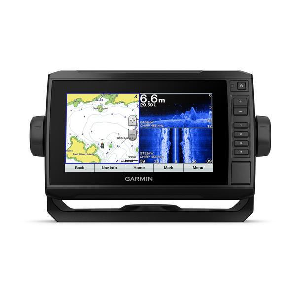 Garmin echoMAP™ Plus 72sv. GPS plotter Pantalla tactil con sonda integrada - El plotter/sonda de 7