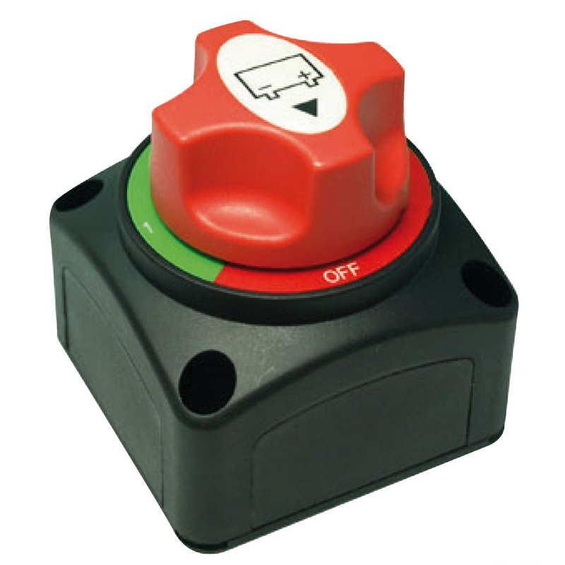 Interruptor Baterías para encimera con llave extraíble 300A
