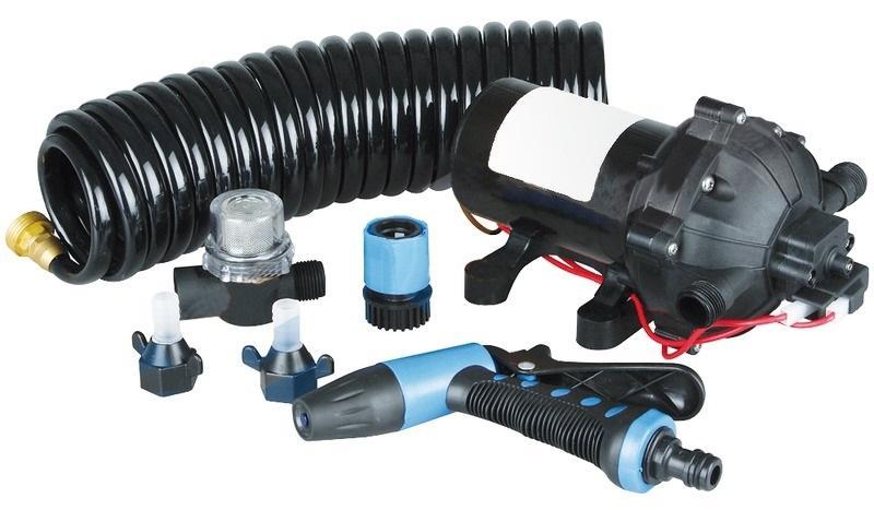 Kit Bomba de Agua a Presion