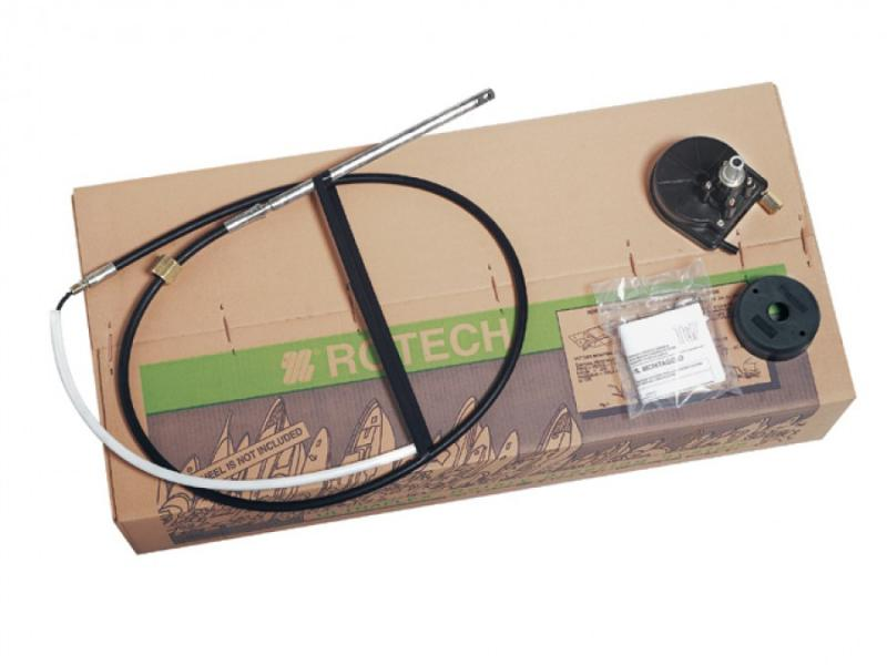 Kit de Direccion Ultraflex T67 Rotech IV