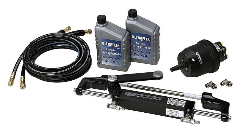 Kit Direccion Hidraulica Ultraflex UC94-OBF hasta 150 CV