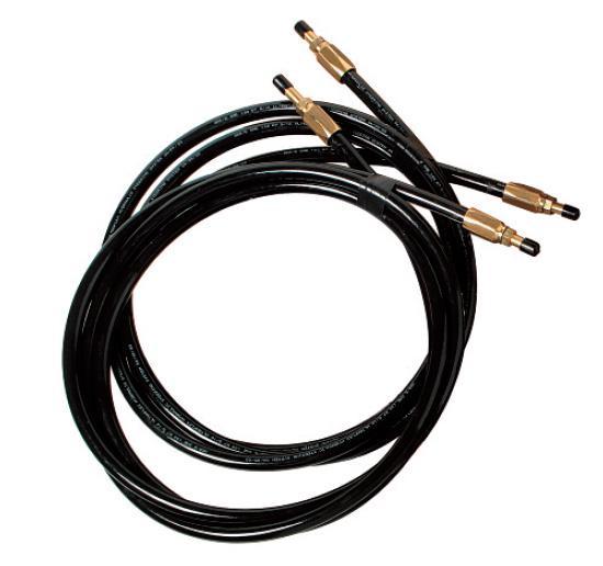 Kit Ultraflex OB de dos Latiguillos Tuberia Hidraulica con Conectores - Tubería de alta presión con conectores 3/8