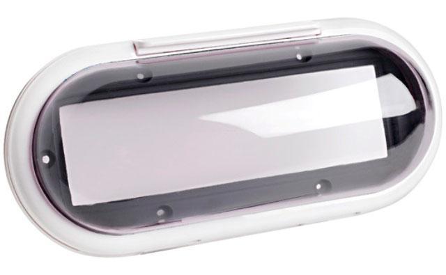 Tapa Estanca Osculati para Radio - Universal para todas las radios, fabricado de acuerdo con las normas DIN (europeas) y las normas SAE (EE. UU.).