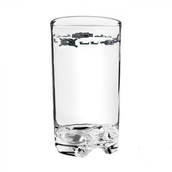 """Vasos de agua """"Exclusive"""" Juego 4 Piezas"""