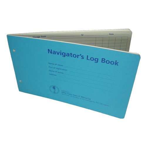 Refill for Navigators Log Book - Recambio para Navigators Log Book. 50 singladuras.