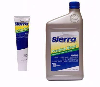 Aceite de Cola Sierra Premium 80W-90