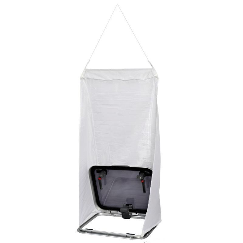 Aireador Textil para escotilla (Fantasma)