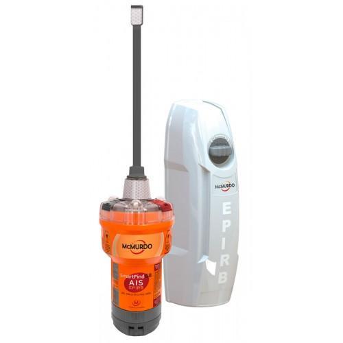 Radiobaliza Mcmurdo G8 Smartfind automática con AIS y GNSS