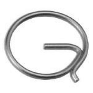 Anilla en forma de G para pasador