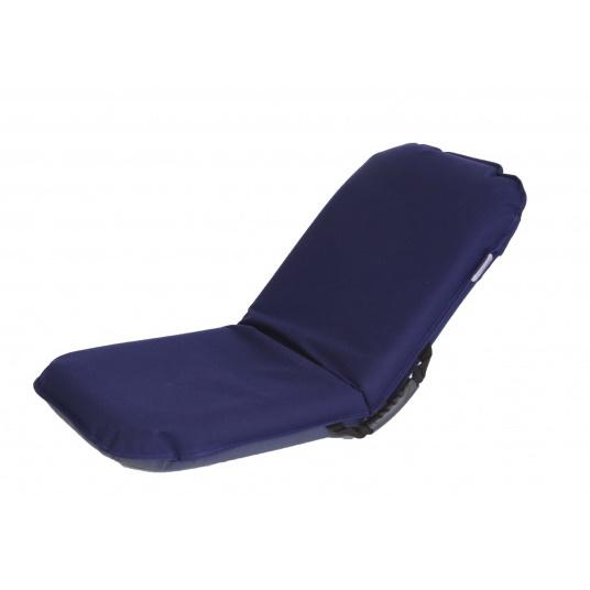 Asiento plegable regulable Comfort Seat Classic Azul - Color Azul. Plegable y regulable