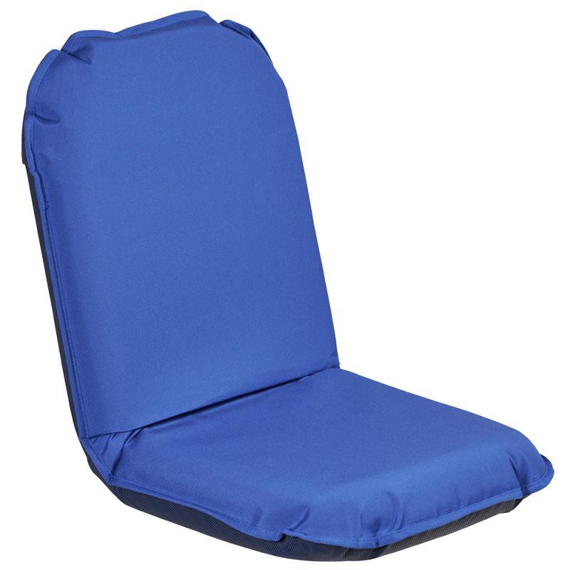 Asiento plegable regulable Comfort Seat Compact color Azul