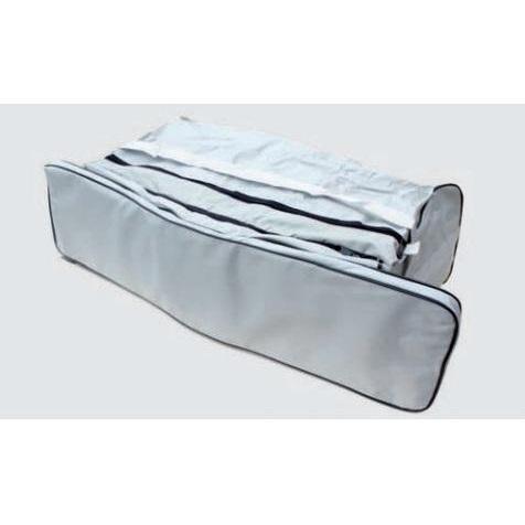 Bolsa de estiba y cojin para asiento de neumaticas - Bolsa diseñada especialmente para el asiento de lasneumáticas,consiguiendo así una mayorcapacidad de almacenaje en la embarcación. .   Disponible en varios tamaños
