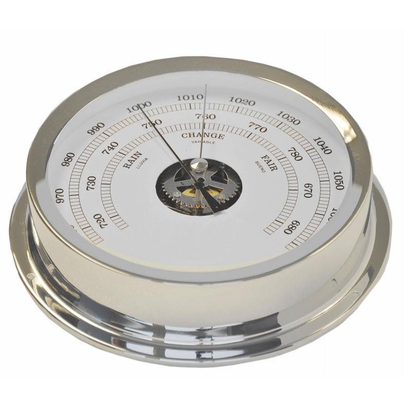 Barómetro Aneroide 175 Cromado