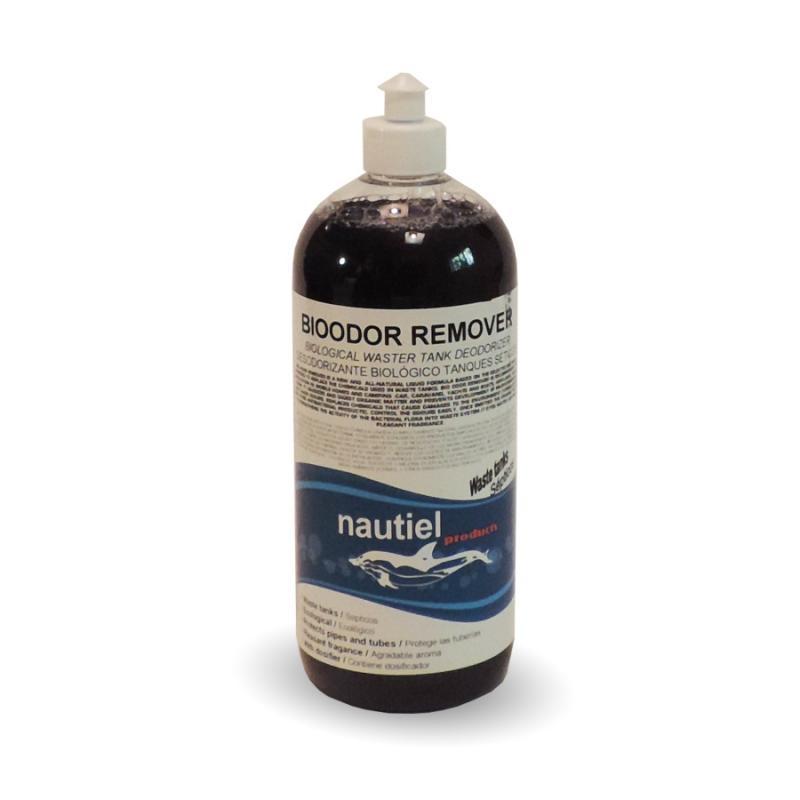 Bio Odor Remover Nautiel, eliminador de olores industrial