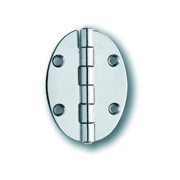 Bisagra Inox 56,5x78mm
