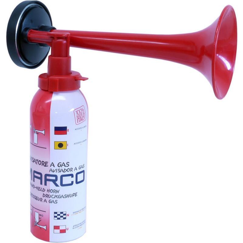 Bocina de Gas Liquido MARCO con carga de 200 ml