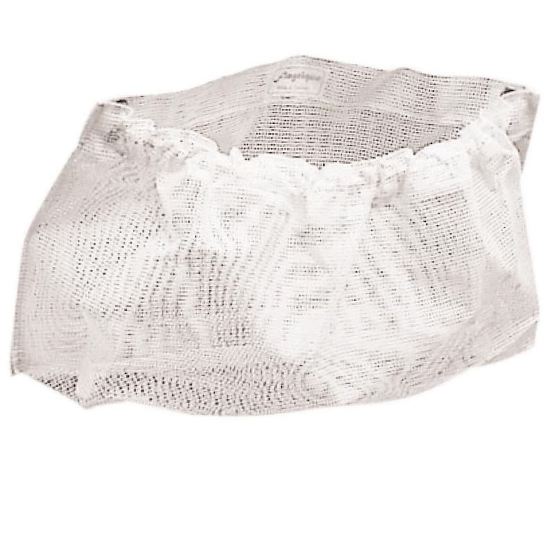 Bolsa de almacenamiento Rejilla color blanco 250 x 400 mm