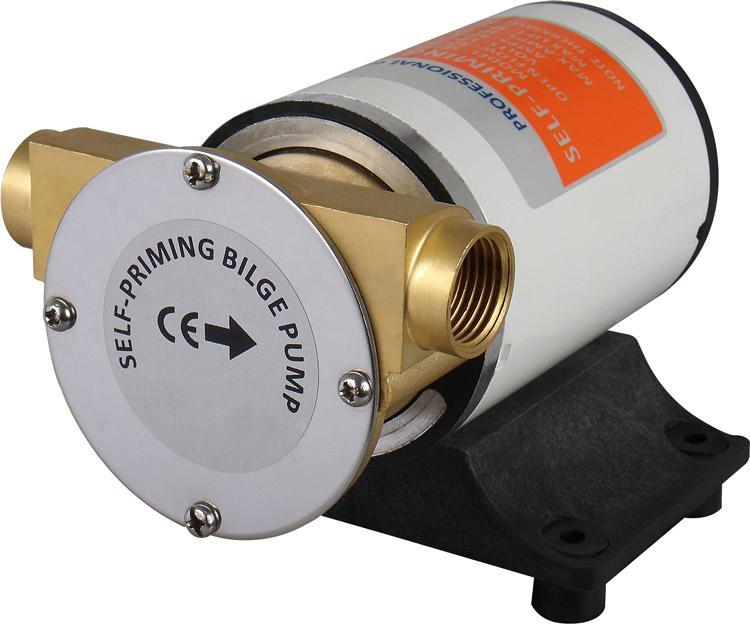 Bomba de Achique Autocebante 8GPM 12V - Las bombas de achique autocebante Seaflo, son bombas de desplazamiento positivo, capaces de funcionar en cualquier dirección. (GPM/LPM): 8.0 / 30.0