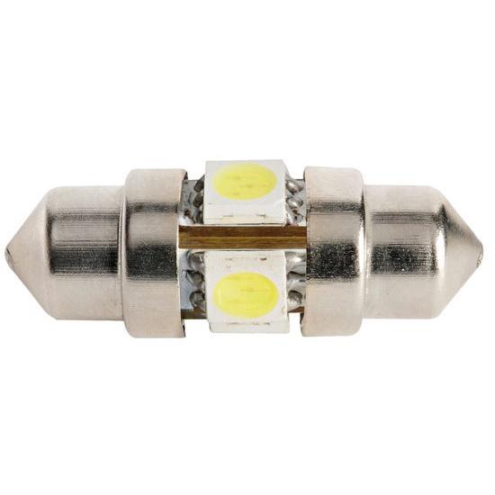 Bombilla Festoon 4 LED 2 unidades